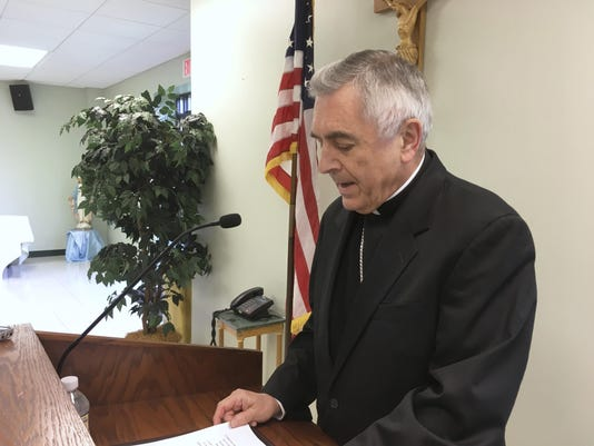 Pennsylvania Dioceses Sex Abuse Investigation