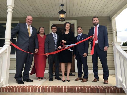 Hoagland Longo Red Bank Office Opening