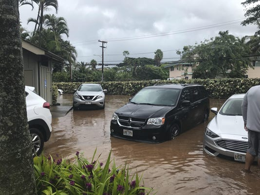 Tropical Storm Hawaii