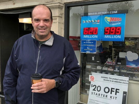Lottery Jackpot Vignettes