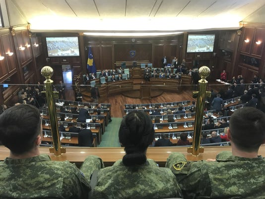 Kosovo Army