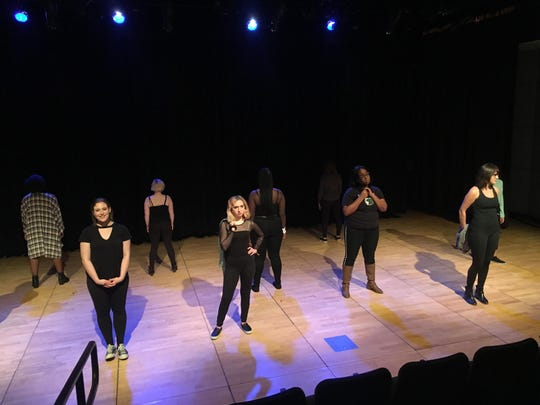 """RCAH Theatre of Synder Phillips Hall will put on a performance at 8 p.m. Saturday, Feb. 16, of """"Through the Storm,"""" a work of theater addressing the issue of sexual assault."""