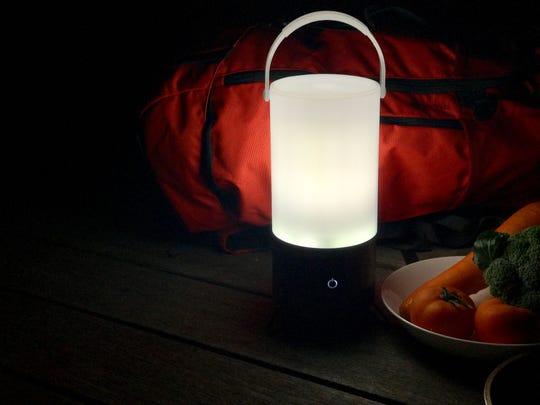LUMO MSL200 Smart Lantern can last as long as 30 nights