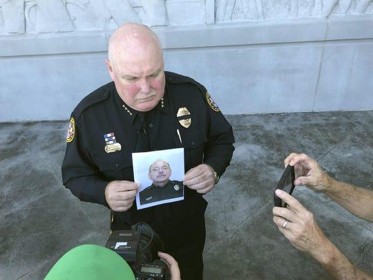 Officer Killed Mississippi