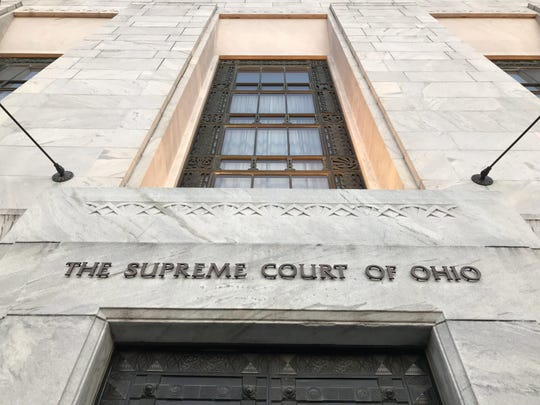 The Supreme Court of Ohio building in downtown Columbus. [Doral Chenoweth III/Dispatch]
