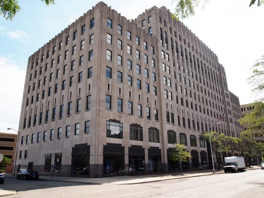 The Albert Kahn Building is also to be auctioned.