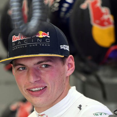 Max Verstappen, 19, has been embroiled in controversy
