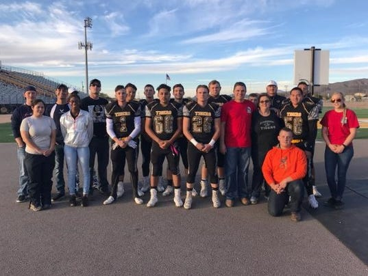 Tiger Football Volunteers