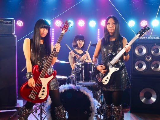 Shonen Knife plays the Brighton Bar in Long Branch