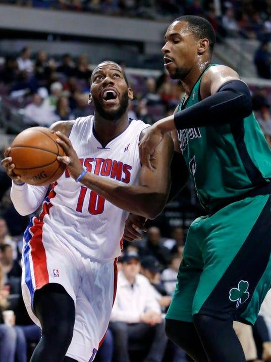 Celtics Pistons Basketball