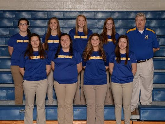 The Northwest High School girls bowling team is equally as talented as its male counterparts.