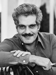 "Omar Sharif was nomated for an Oscar for his supporting role in ""Lawrence of Arabia."""
