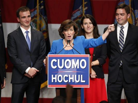 Kathy Hochul, Election