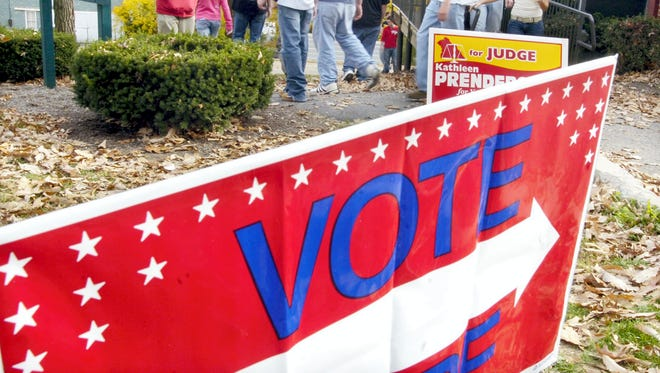 Candidates who aren't Republicans or Democrats will have an easier time getting onto Pennsylvania ballots after a federal court ruling.