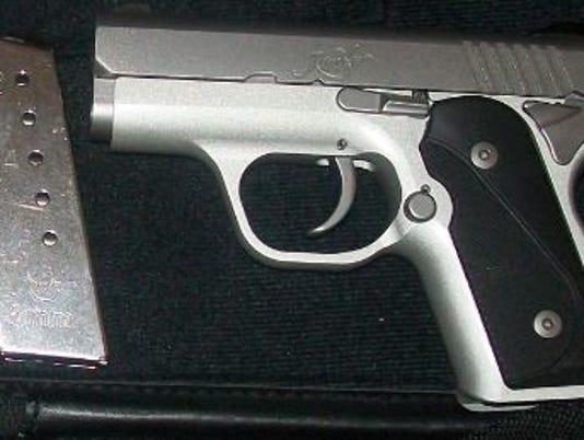 Gun found at BWI