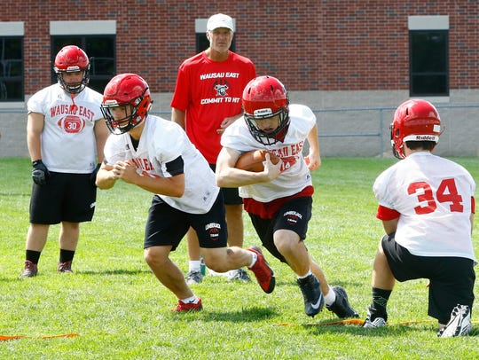 Wausau East has nine returning starters from last year's