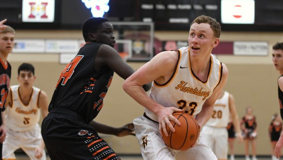 Ace Zorr and the Harrisburg Tigers could overtake Rapid City Central for the No. 2 seed in Class AA.