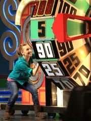 """The Price is Right Live"" takes the TV show's classic games, such as Plinko, Cliffhangers, The Big Wheel and the Showcase Showdown to the stage."