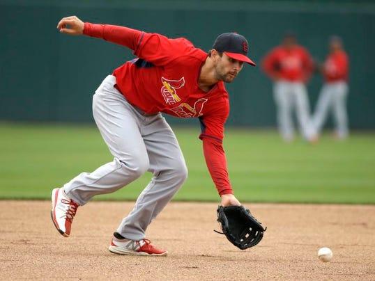 Cardinals Twins Spring Baseball