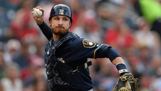 Jonathan Lucroy vetoed a trade to the Indians.