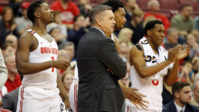 First-year Ohio State coach Chris Holtmann, who coached Butler the last three seasons, has the Buckeyes off to a surprising start.