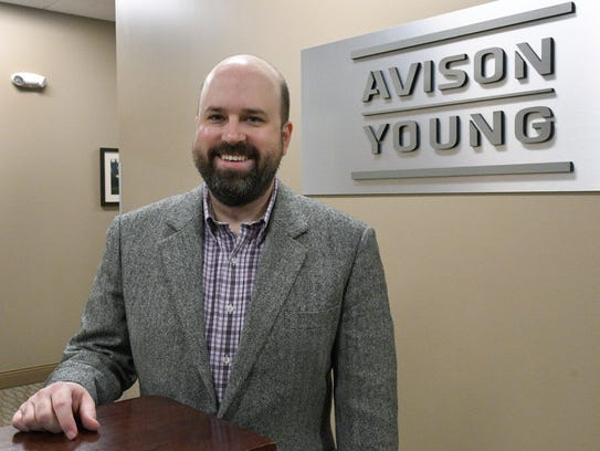"""Brian Tapp, with Avison Young, is the """"Deal of the"""