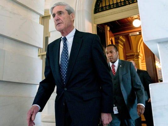 Trump Mueller probe