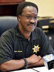 Hinds County Sheriff Victor Mason