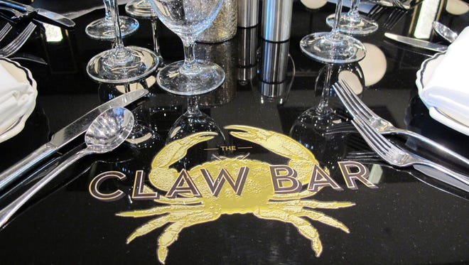 The Claw Bar recently opened at Bellasera Resort in downtown Naples.