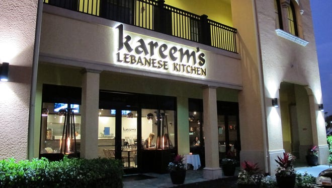 Kareem's Lebanese Kitchen launched in February next to 21 Spices in Sugden Park Plaza off U.S. 41 East in East Naples.