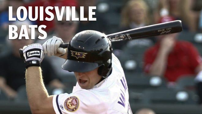 Louisville Bats'  baseball. (File)