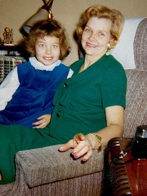 Terri Milligan learned to cook after school from her mother, Marie Reitz.