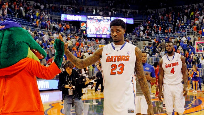 Florida freshman forward Chris Walker's return gives the Gators another athletic weapon to add to an already-deep roster.
