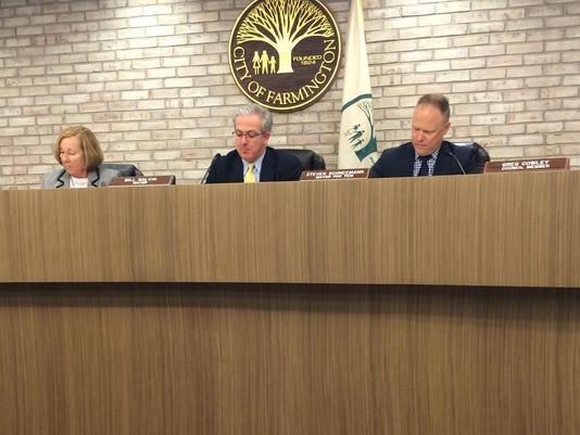 FRM city council