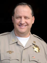 Aaron Goulding is the new California Highway Patrol