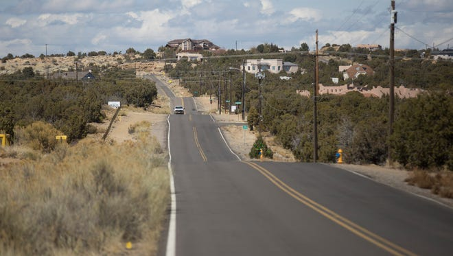 City officials say planned improvements to Foothills Drive in Farmington could be jeopardized by a reduction in the amount of funding supplied by the state for such projects.