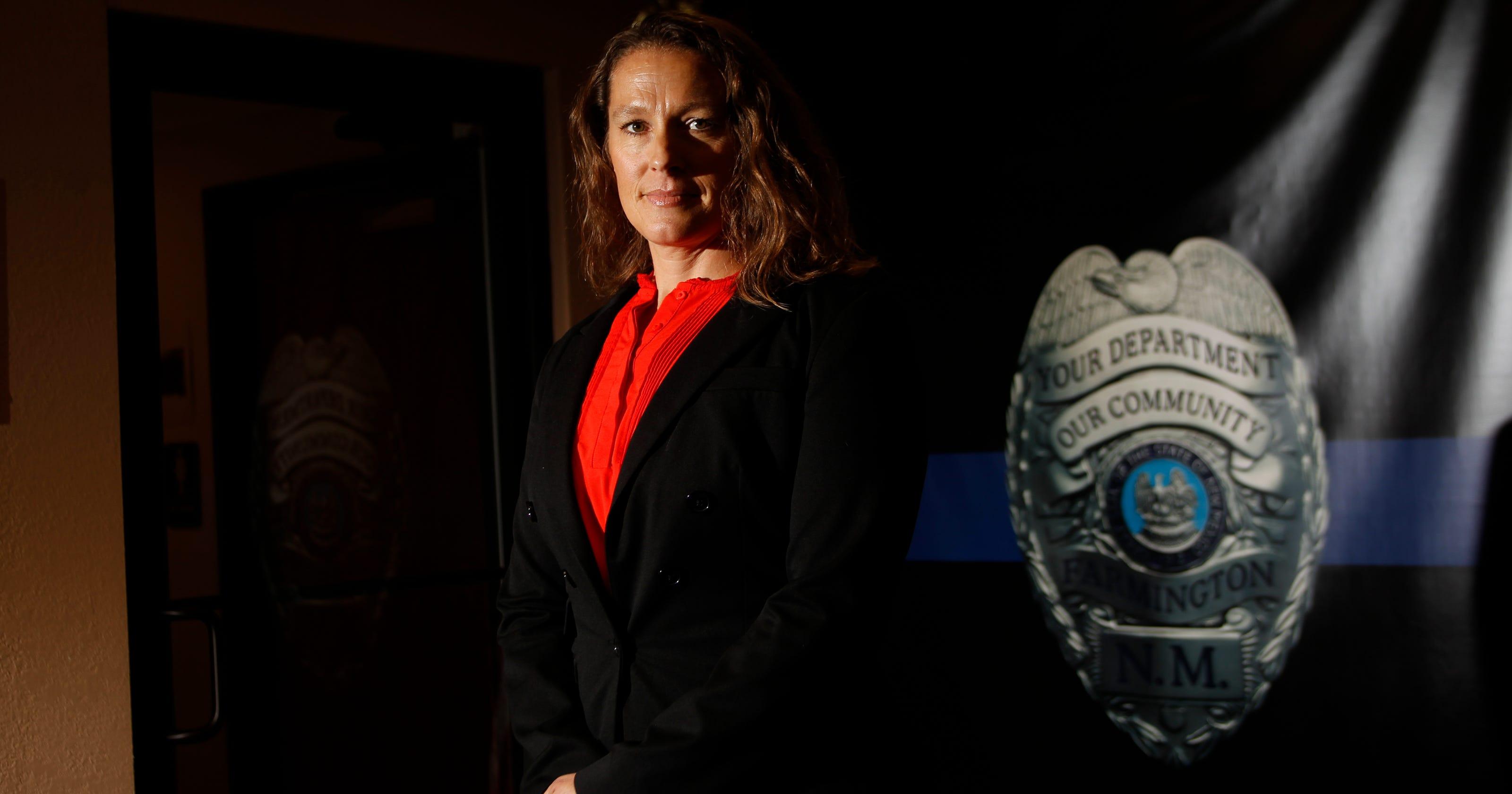 Farmington Police Department hires second deputy chief