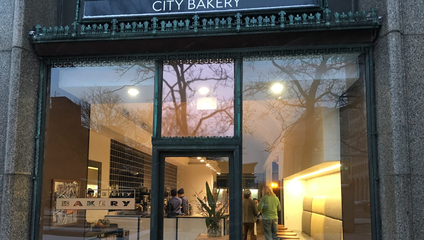 New York's City Bakery now serving its famous hot chocolate in Detroit's Fisher Building