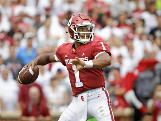 College Football Playoff update: Georgia moves up, Oklahoma is out