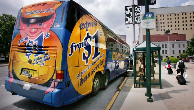 Despite less federal oversight, bus lines generate far fewer consumer complaints than airlines.
