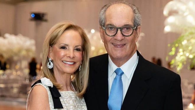 Roberta and Paul Kozloff