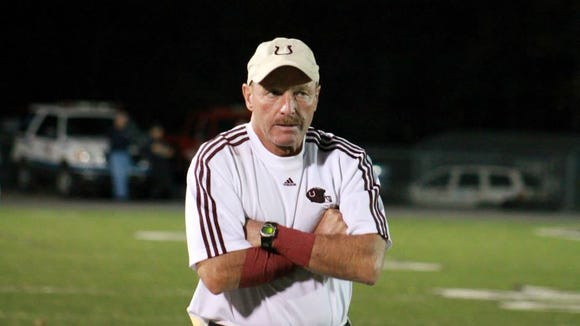 Owen football coach Kenny Ford has announced his retirement after more than 200 career wins at the Buncombe County school.