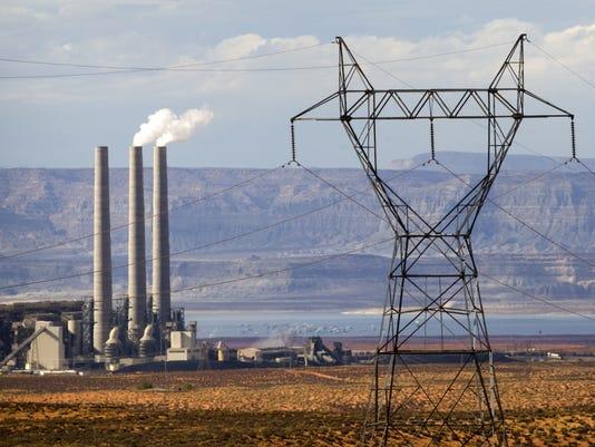 Navavajo Hopi Coal Power Plant 161471