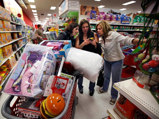 AP HOLIDAY SHOPPING WEEKEND SALES F FILE A USA ME