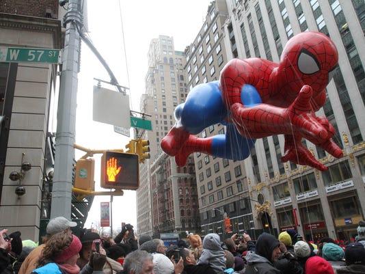 Supreme Court Spider-Man