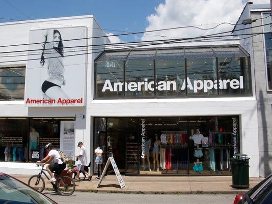 AP AMERICAN APPAREL DEAL A USA PA