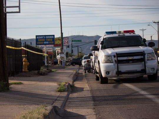 Phoenix police are investigating a shooting that left