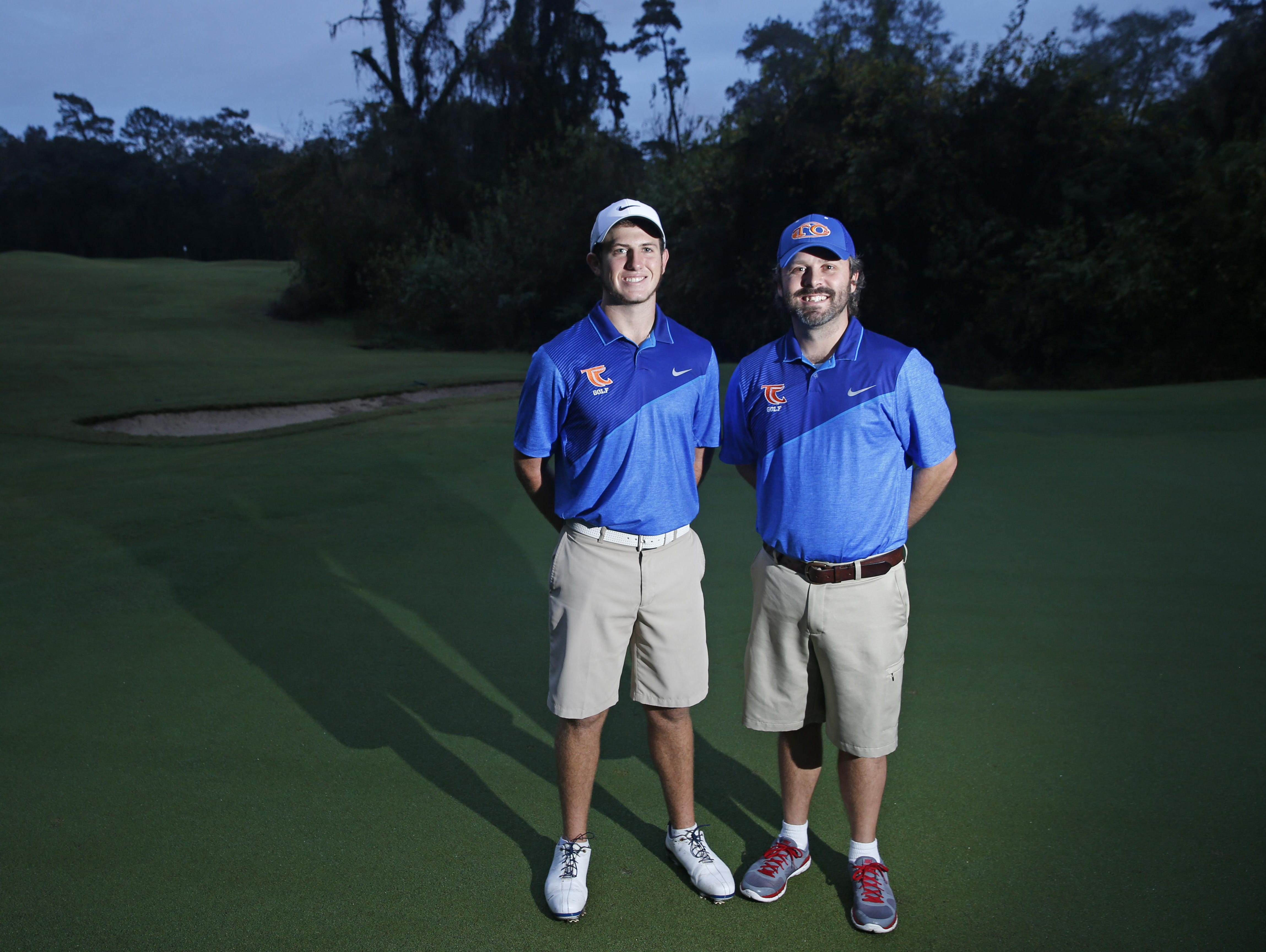 The 2015 All-Big Bend Player of the Year for boys golf is Taylor County senior Cole Wentworth, who won district and regional titles in leading the Bulldogs to team titles in both and the state playoffs. This was all accomplished for the first time in school history, earning Taylor County coach John Carson the 2015 All-Big Bend Coach of the Year award.