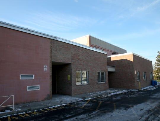 The Norman Howard School building on Pinnacle Road