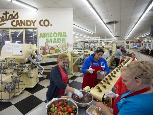 Arizona Made: Cerreta Candy Co. in Glendale